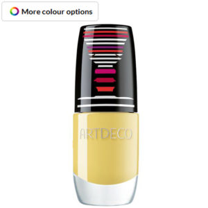 artdeco ceramic nail polish color and art
