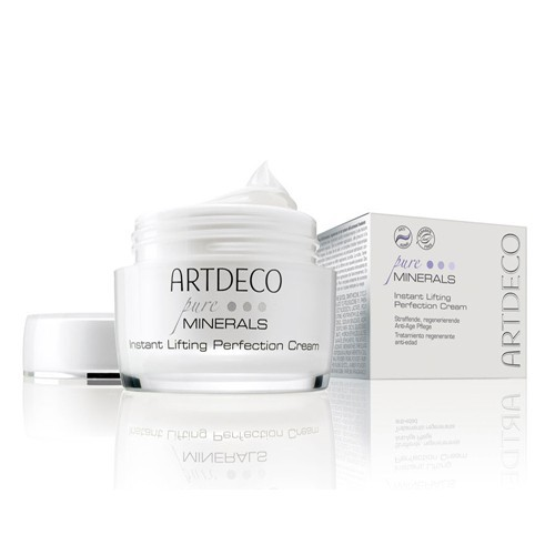 artdeco pure minerals instant lifting perfection cream