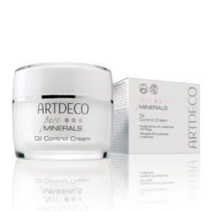 artdeco pure minerals oil control cream