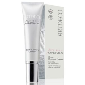 artdeco pure minerals spot control cream