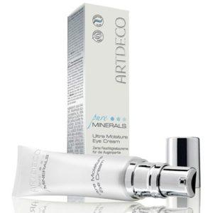 artdeco pure minerals ultra moisture eye cream