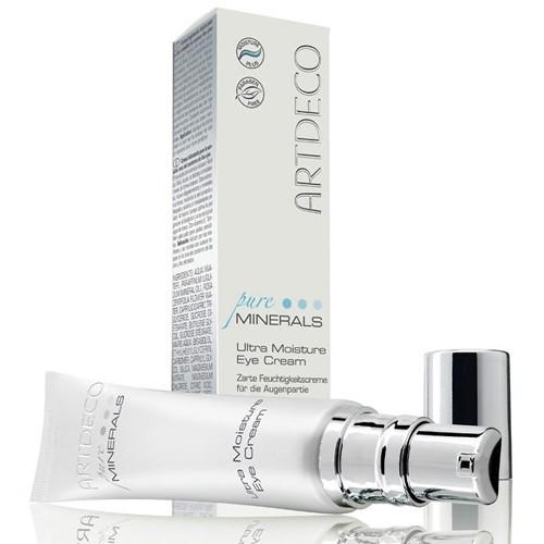 artdeco pure minerals ultra moisture eye cream
