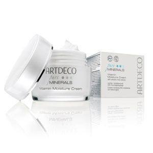 artdeco pure minerals vitamin moisture cream