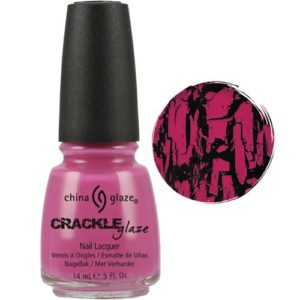 china glaze crackle nail lacquer broken hearted