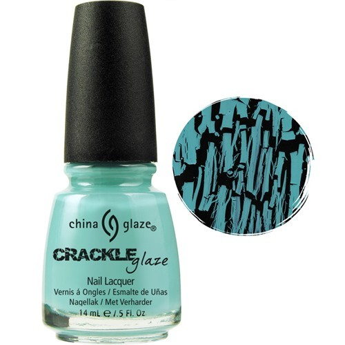 china glaze crackle nail lacquer crushed candy
