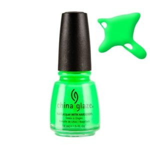 china glaze nail polish kiwi cool ada