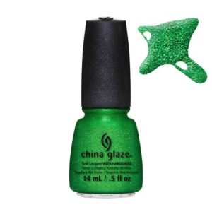china glaze nail polish running In circles