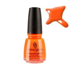 china glaze nail polish sun worshiper