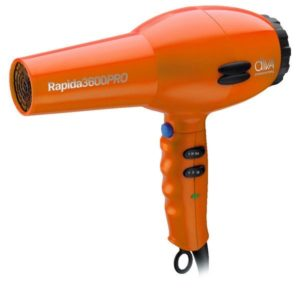 diva professional styling rapida 3600 hairdryer