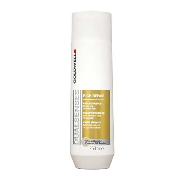 Goldwell DualSenses Rich Repair Cream Shampoo 250ml