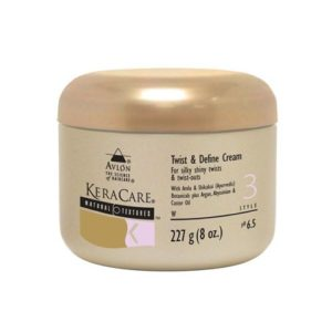 keracare natural textures twist define cream
