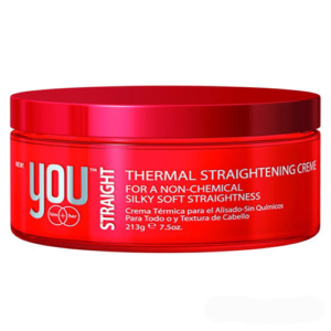 luster you straight thermal straightening cream
