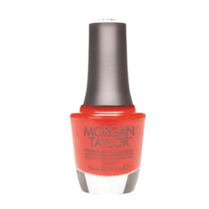 morgan taylor nail polish orange you glad