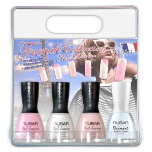 nubar french manicure collection nail polish