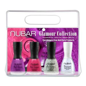 nubar glamour collection nail polish