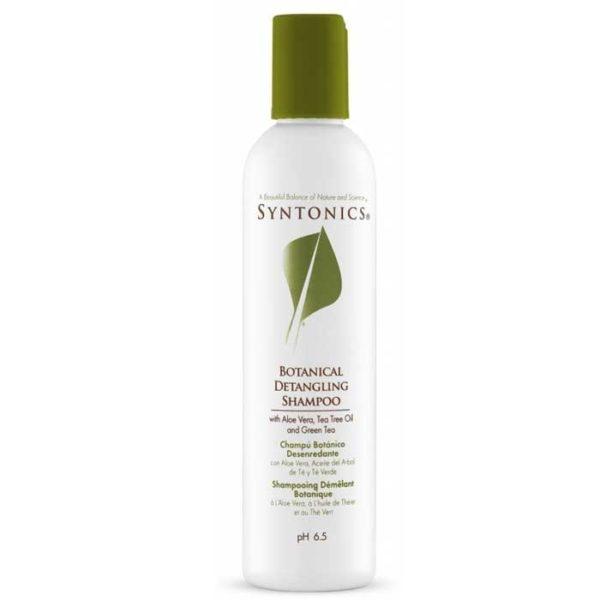syntonics botanical detangling shampoo