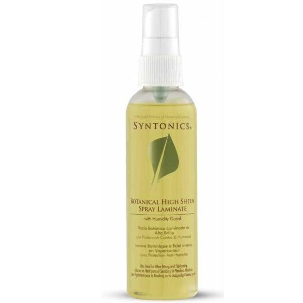 syntonics botanical high sheen spray laminate