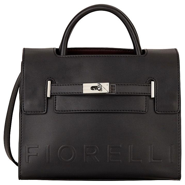 Fiorelli Harlow Deboss Tote Bag – Black