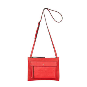 fiorelli alexa pillarboxred across body bag