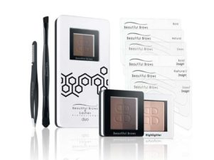 eye makeup beautiful brows duo eyebrow kit