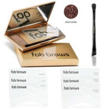 perfect eyebrows fab brows eyebrow kit