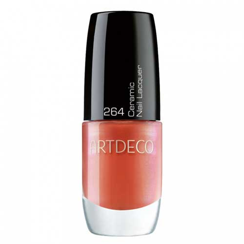 264 Shimmering Orange Crush