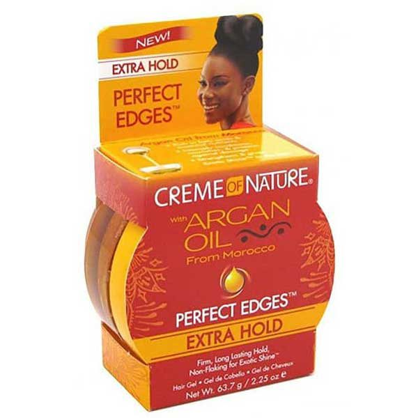 creme of nature argan oil perfect edges extra hold