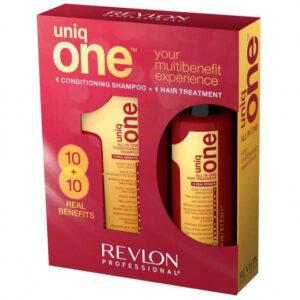 Revlon Uniq One All in One Shampoo 300ml and Treatment 150ml
