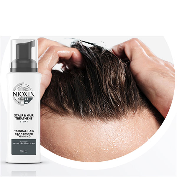3614227273047 NIOXIN 3 Part System 2 Trial Kit for Natural Hair