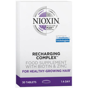 NIOXIN Recharging Complex Food Supplement 30 Tablets