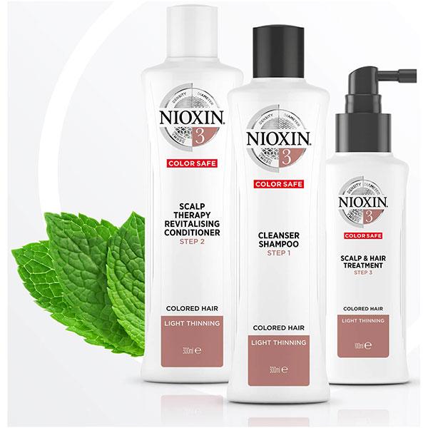 Shampoo Conditioner Treatment